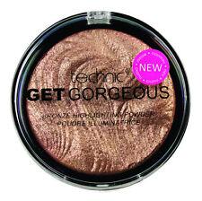 Technic Get Gorgeous Bronze Highlighting Powder Highlighter Shimmer Bronzer