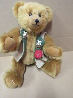 alois Hermann ltd edition teddy bear 77/500