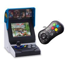 NEOGEO Mini Console Bundle - Includes Console with 40 Games + Black Controller