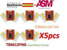 5pcs Dual Motor Driver 1A TB6612FNG Microcontroller
