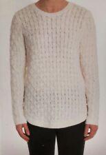 Jeanne Pierre- Knit Sweater (Powder, XXL)