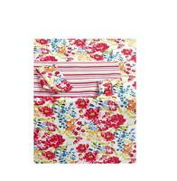 "Homewear Summertime Floral Table Linen Place Mat - 13"" x 19"" White/Multi"