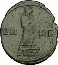 CONSTANTINE I the GREAT Cult  Ancient Roman Coin Christian Deification  i40246