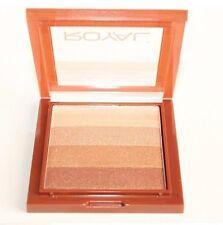 Royal Shimmering Bronzing Brick/Compact Powder Bronzer Highlighter/ Stripy