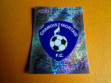 N°529 ECUSSON CHAMOIS NIORT  PANINI FOOTBALL FOOT 2007 2006-2007