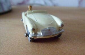 Matchbox Lesney 1-75 No 19 MG A Sports Car White