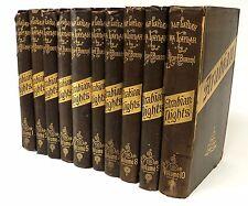 One Thousand Nights and A Night by Burton - 16 Vols - Kamashastra Society - 1885
