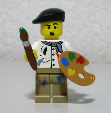 Artist Painter Series 4 Palette Paint Brush Lego Minifigure Figure mini Fig