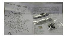 SMTS RL26 BRM P57 1962 G HILL CAMPIONE DEL MONDO - 1/43 non verniciata in metallo bianco Kit