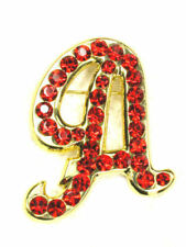 Modeschmuck-broschen aus Metall-Legierung mit Strass-Perlen
