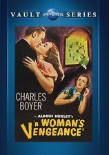 A Woman's Vengeance 1948 (DVD) Charles Boyer, Ann Blyth, Jessica Tandy - New!