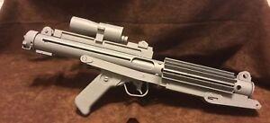 ROTJ E-11 Stormtrooper Blaster 3d printed Kit