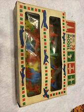 Multiple Products Toymakers Aircraft Miniatures Original Box 70 Pc 1967