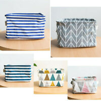 1XFoldable 4 styles Storage Bin Closet Toy Box Container Organizer Fabric Bask
