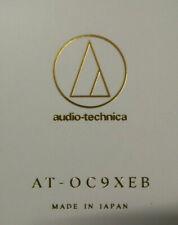 Audio Technica AT-OC9 XEB MC-Tonabnehmer elliptische Nadel 0,32 mV NEU und OVP
