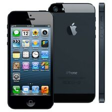 "Apple iPhone 5 16GB GSM \""Factory Unlocked\\"" Black Smartphone 4G"