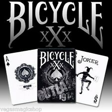 xXx Outlaw 1914 Deck Bicycle Playing Cards Poker Size USPCC Custom Limited New