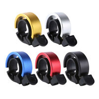 Aluminum Alloy Bicycle Bell MTB Bike Cycling Bell for Road Bike MTB 22.2-22.8mm