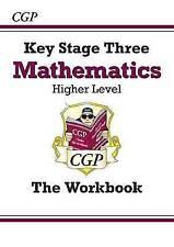 KS3 Maths Workbook - Higher (CGP KS3 Maths), Parsons, Richard, Good Used  Book