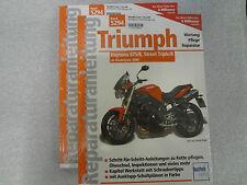 Reparaturanleitung , Triumph Street Triple 675, Daytona 675, Band 5294