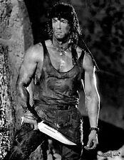 Rambo III Messer Deluxe,Part III Hunting-Knife Stallone
