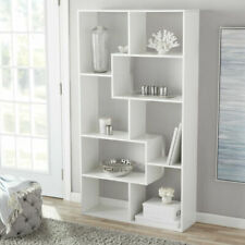 Mainstays MS42-019-039-01 8 Cube Bookcase - White