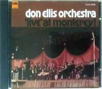 The Don Ellis Orchestra - 'Live' At Monterey! (CD, CD - 3285