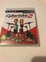😍 jeu playstation 3 ps3 pal fr cyberbike 2 cycling sports neuf sous blister