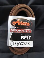 New OEM Ariens Gravely Lawn Mower V-Belt 07200023