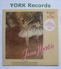 "JUAN MARTIN - Romeo & Juliet - Love Theme - Excellent Con 7"" Single WEA YZ4"