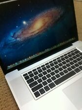 "Apple MacBook Pro 17"" i7 2.4GHz 16GB Memory 2TB Hard Drive - *FAST + PRISTINE!*"
