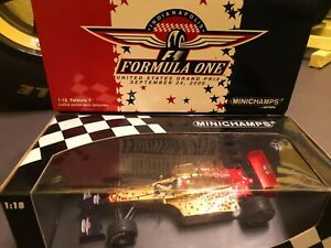 "Formel 1 Eventcar US GP 2000 1:18  OVP ""Limit"""