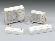 Royal Model 1/35 Split System Air Conditioner Units (2 sizes, total 2 pcs) 751