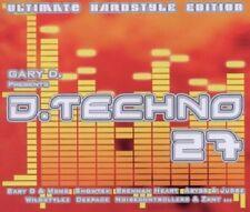 D.TECHNO 27 3 CD NEU