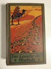 Karl May Im Lande des Mahadi Radebeul Fehsenfeld  Band 16 1 Band um 1920   N164