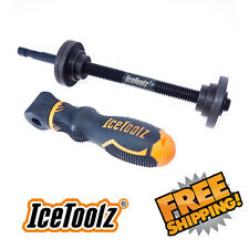 IceToolz 11R3 Bike Bicycle Cycling Bearing Cup Press Tool for BB30/86/386~
