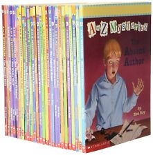 Complete a to Z Mysteries Set by Ron Roy 26 Books