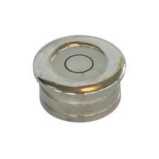 BMI Dosenlibelle Außen-D.20mm Metallgehäuse Genauigk.0,1mm//m Waage Messwerkzeug