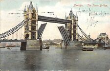 BR61223 the tower bridge london uk
