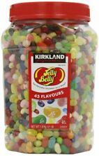 Kirkland Jelly Beans Gourmet Jelly Belly 1.8kg Jar Sweets Tub