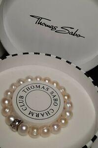 Thomas Sabo Charm Bracelet. Thomas Sabo Pearls Bracelet
