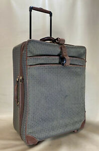 """Hartmann Wings Jacquard Brown 27"""" Upright Wheeled Rolling Expandable Suitcase"""