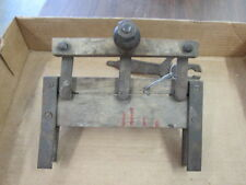 Vintage  Rope Maker with Tool Antique Old