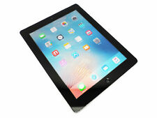 "Apple iPad 4th Gen 9.7"" Tablet 32GB WIFI GSM/LTE AT&T Black A1459 Crack"