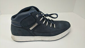 Timberland Davis Square Hiker Boots, Navy, Men's 10 M