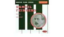 Russian Piano School: Vol 3 SAMUEL FEINBERG
