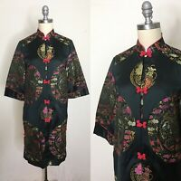 Vintage 60s Fashions by Park Embroidered Souvenir Jacket Size Medium/Large