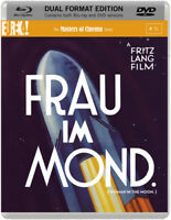 Frau Im Mond - The Masters of Cinema Series DVD (2014) Willy Fritsch, Lang