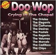 Doo Wop: Crying In The Chapel / Various - Doo Wop: Crying - CD New Sealed