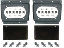 67 68 69  Camaro & Firebird Convertible Rear Speaker Grille Kit w/Hardware